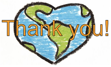 Image result for thank you for earth day
