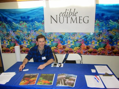 Edible Nutmeg 2015